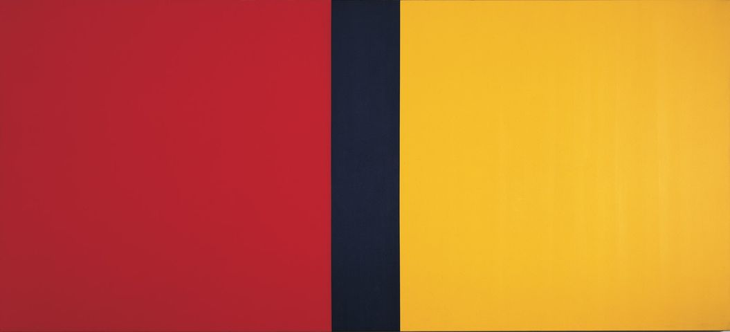 _Who's Afraid of Red, Yellow and Blue IV_  