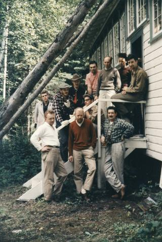 Emma Lake Artists' Workshop participants, 1959